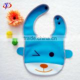 Hot baby animal printing infant cute saliva towel waterproof bibs                                                                         Quality Choice