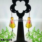 New Arrival Fashion Dress girl french doll hook earring