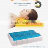 100% Polyurethane Visco Elastic Contour Cooling Memory Foam Gel Pillow                                                                         Quality Choice
