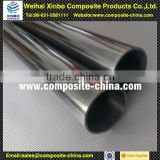 High Strength And Light Weight Carbon Fiber Roller Shaft Using For Industrial Made In Xinbo