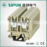 10mm brass screw clamp terminal block