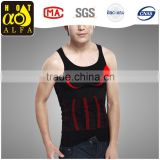 High quality cozy basic stringer tank top Y174