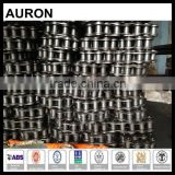 AURON/HEAWELL ABS BV GL DNV ISO OHSAS CE short pitch roller chain/high precision transmission chain/heavy duty roller chain