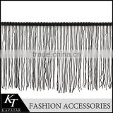 2015 New product Promotion wholesale rayon tassel fringe