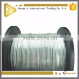 ISO9001 Supply High Strong A2 A4 SUS304316 Stainless Steel Wire Rope 7*7