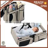 Portable Baby Diaper Tote Bag Bed DB16051