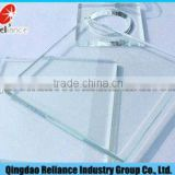 3mm/4mm/5mm tempered ultra clear float glass decorative glass covers for refrigerator door with ISO,CCC