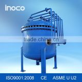 INOCO customized automatic backwash filter seawater strainer
