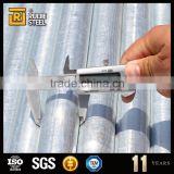 4'' galvanized thread steel tube, steel tube gals/pre-galvanized steel pipe cost