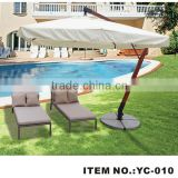 Custom beach umbrella,190T big garden umbrella,wooden beach parasol