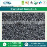 Organic and Conventional Certified Organic Black Sesame Seeds Price