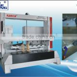 Multi-heads stone columns engraving machine /four-axis linkage/8 spindles/AC servo/4th control system
