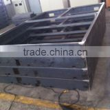 steel welding service china manufacturing