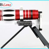 17X Super telephoto telescope zoom camera lens for mobile phone,photographic lenses