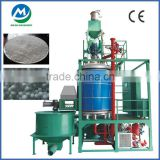 Accurancy polystyrene expander EPS polyurethane spray foam machine                                                                         Quality Choice