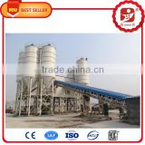 Modern China well-known concrete batching plant HZS75 wet concrete mixing plant for sale with CE approved