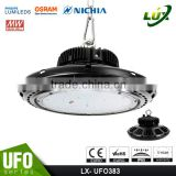 Warehouse Light, Wireless & Motion Control, 100-140lm/W, Nichia LED, 2016 CE Rohs Approved 150W LED High Bay Light Fixtures                                                                         Quality Choice