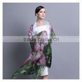 Women's Fashion Scarf Digital Printed Long Modal scarf