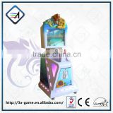 Coin Operated Kid Game Single Fishing Simulator Game Machine For Fun