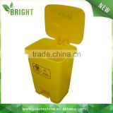 Clinical biohazard plastic waste bin for sale                                                                         Quality Choice
