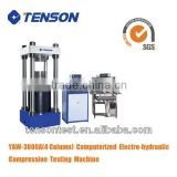 YAW-3000 Concrete compressive strength test machine,computerized electro-hydraulic compression test machine, press test machine