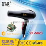 Professional Hair Dryer With AC Motor 2000W hair dryer with brushless motorZF-5823