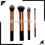 4 pcs rt makeup brush set travel kit makeup brushes