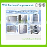 MSLMR06A - Cheap 6 body freezer / mortuary refrigerator for sale with Danfoss compressor