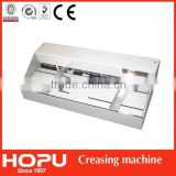 manual paper creasing machine creasing and perforating machine creasing cutting machine