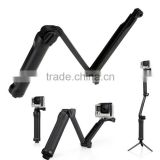 New Mini Flexible Clamp Arm Camera Tripod For Mini Camcorder Adjustable Arms Folded Fixation Camcorder Monopod SV020346
