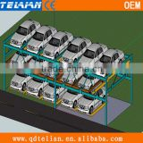 Mechanical Hydraulic Parking Lift/Puzzle Parking Equipment/Automatic Parking System/Car Parking Lift Equipment
