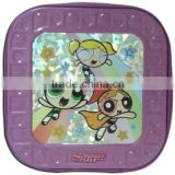square cd metal box with colorful printing