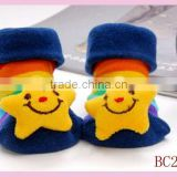 wholesale new design baby shoe socks SMALL MOQ