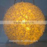 new product 2016 wedding decoration led cheap plastic balls plastic balls with led light