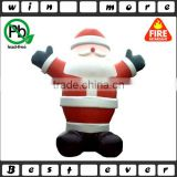attractive inflatable happy Santa Christmas inflatable decoration