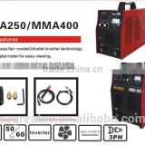 MMA400 stud industry welding machine specifications