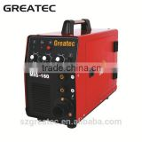 portable aluminum pulse mig co2 welding machine