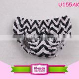 Baby boy cotton chevron bloomers infant Diaper Cover Toddler Cute bloomer kids clothing wholesale