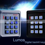 Lumos Digital Backlit Keypad Access Control