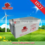 sonnenschein Deep cycle GEL Battery 12V 200Ah lead crystal battery for PV System