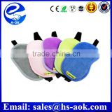 A-OK Wholesale New Design Cute Satin Silk Sleep cover Eye mask                                                                         Quality Choice