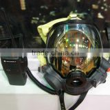 Safety equipment CS-1000 Sound amplifying new communication full face mask-Patent Product!!