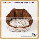 manufacturer wholesale dog bed designs/pet beds for cats/luxury pet dog bed                                                                         Quality Choice