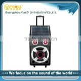 2.0 Professional Active Stage Speaker with USB/SD home theatre home audio system portable