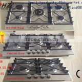 New design! Home appliance 80cm 70 cm 60cm series Stainless steel top gas stoves/gas cookers/gas hobs