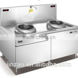 High quality K+S Indution Stove China Stir Fry machine for Frying food JINZAO HY1-2-4012