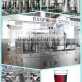 lychee juice producton line/plastic juice filling machine/small scale juice filling machine
