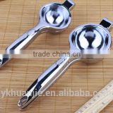 stainless steel manual fruit lemon squeezer kitchen bar citrus juicer hand press