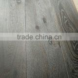 solid oak toplayer multilayer engineered wood flooring anqtique style 1900x190/220/300x15/4mm,20/6mm