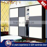 Home furniture bedroom wardrobe door design closet sliding door wooden wardrobes cabinet modern model wardrobe door handle